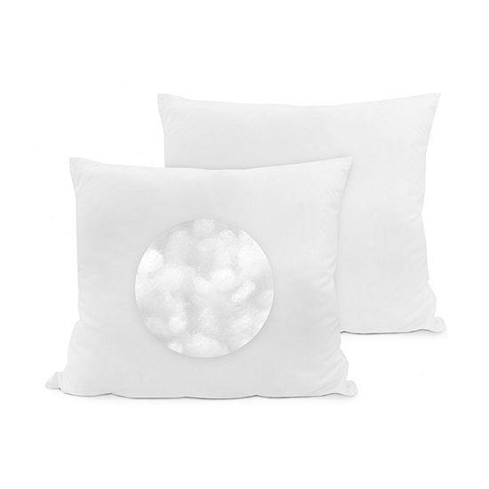 SensorPedic® Euro Square Pillow Inserts - 2 Pack