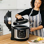 Ninja® Foodi™ 8-qt. 9-in-1 Deluxe XL Pressure Cooker & Air Fryer - Stainless Steel