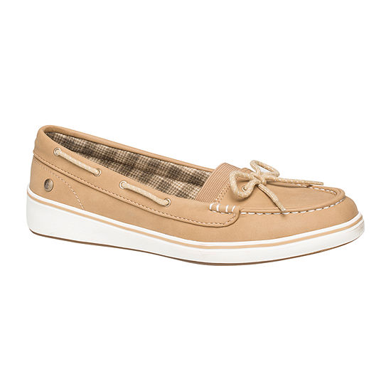 Grasshoppers Womens Augusta Round Toe Slip-On Shoe
