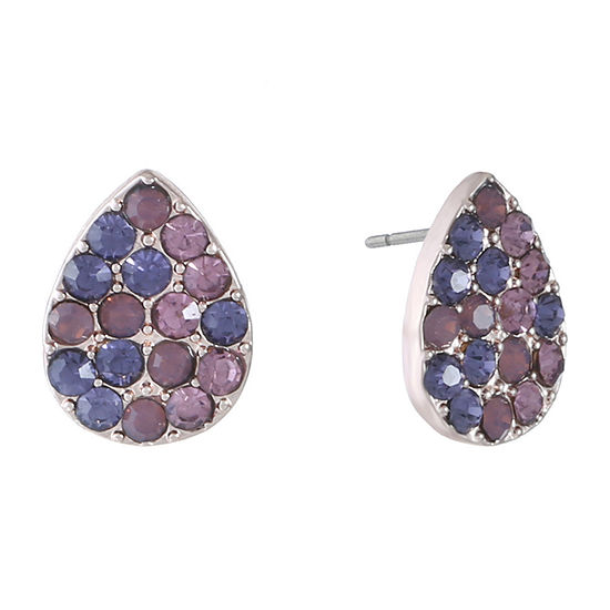 Gloria Vanderbilt 12.3mm Stud Earrings