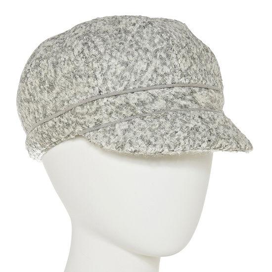 August Hat Co. Inc. Boucle Newsboy Hat