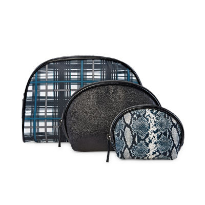 Mixit 3 Piece Cosmetic Bag Set