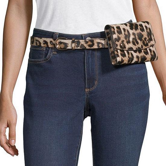 Mixit Snap-Front Belt Bag