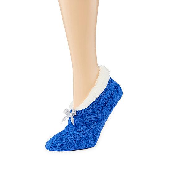 Mixit Slipper Socks-Womens
