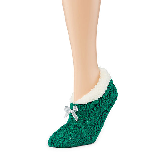 Mixit Slipper Socks-Womens