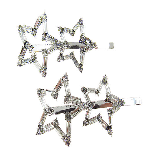 Vieste Rosa Star 2-pc. Bobby Pin