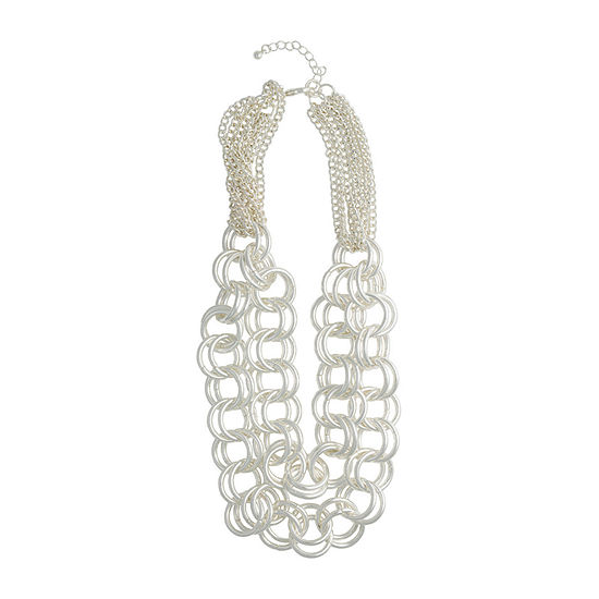 Bold Elements 20 Inch Chain Necklace