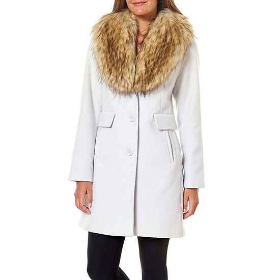 Liz Claiborne Heavyweight Peacoat