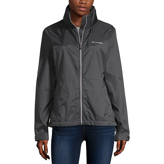 Columbia Switchback Water Resistant Lightweight Raincoat