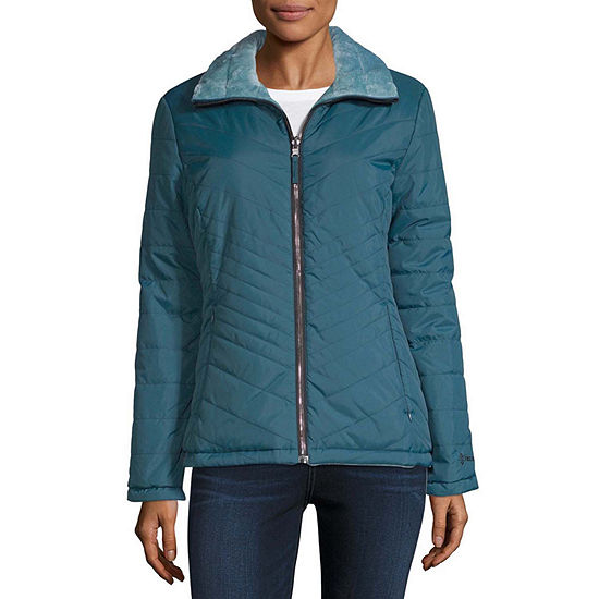 Free Country Reversible Midweight Quilted Jacket