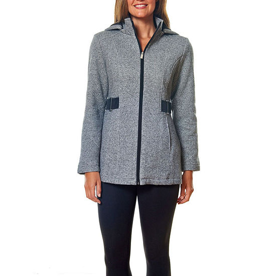 Liz Claiborne Fleece Lightweight Jacket