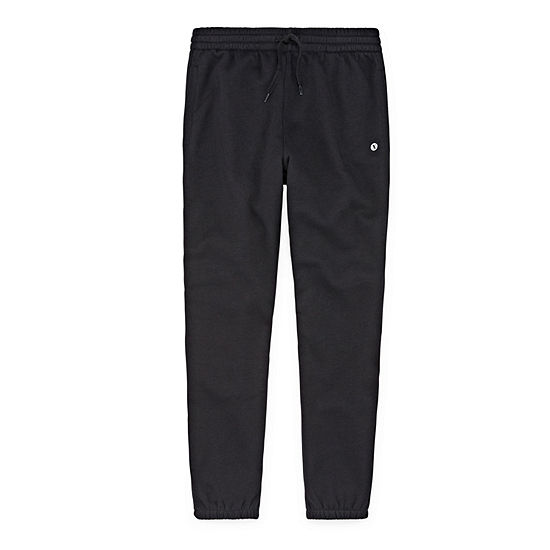 Xersion Cotton Fleece Little & Big Boys Cuffed Jogger Pant