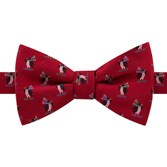 Stafford Novelty Pretied Bow Tie