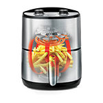 Cooks 4.3 Quart Stainless Steel Air Fryer