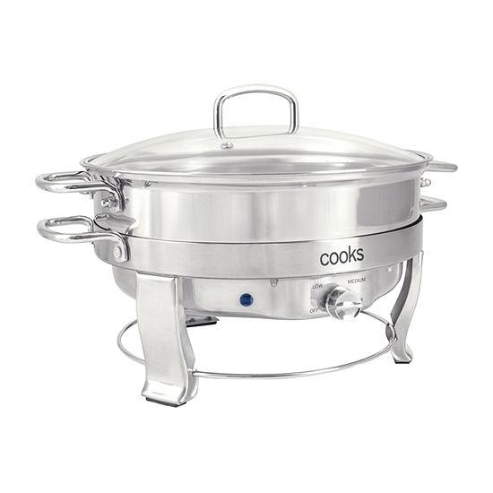Cooks 5 Quart Chafing Dish