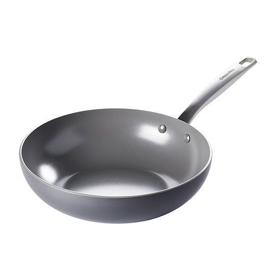 "GreenPan Chatham Ceramic 11"" Non-Stick Wok"