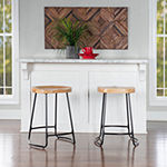 Tate Tractor Seat Counter Stool