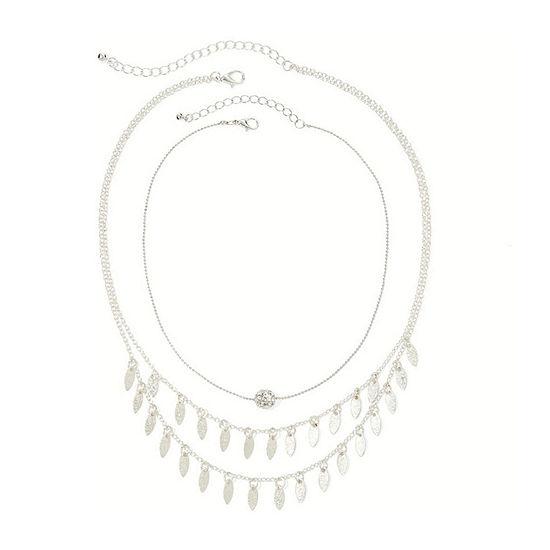 Arizona 18 Inch Link Strand Necklace