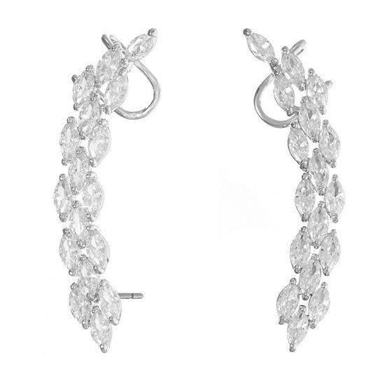Monet Jewelry Cubic Zirconia Ear Cuffs