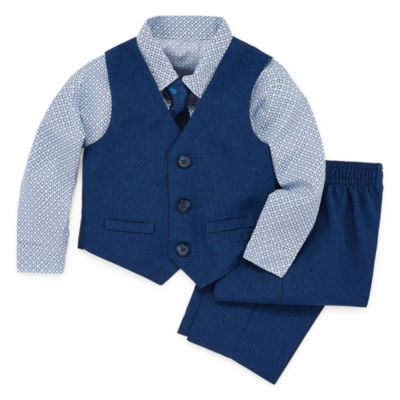 Van Heusen Boys 4-pc. Pant Set Baby