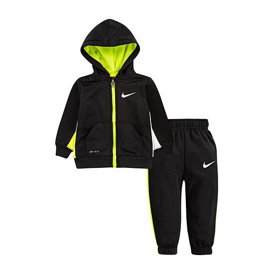 Nike Dri-Fit Boys 2-pc. Pant Set Baby