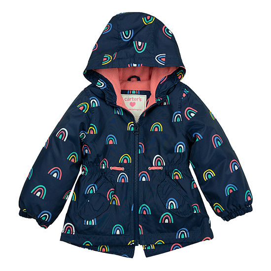 Carter's Girls Midweight Anorak-Toddler