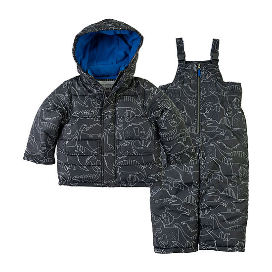 Carter's Boys Heavyweight Animal Snow Suit-Baby