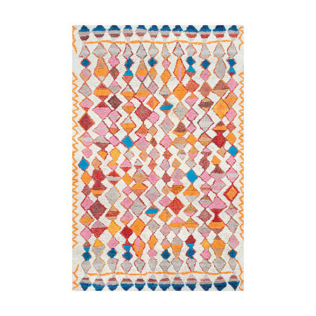 nuLoom Moroccan Helaine Shaggy Hand Tufted Rug, One Size , Multiple Colors