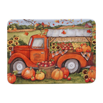 Certified International Harvest Bounty Serving Platter
