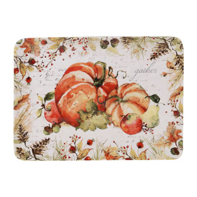 Certified International Harvest Splash Serving Platter