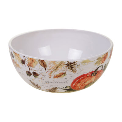 Certified International Harvest Splash Serving Bowl