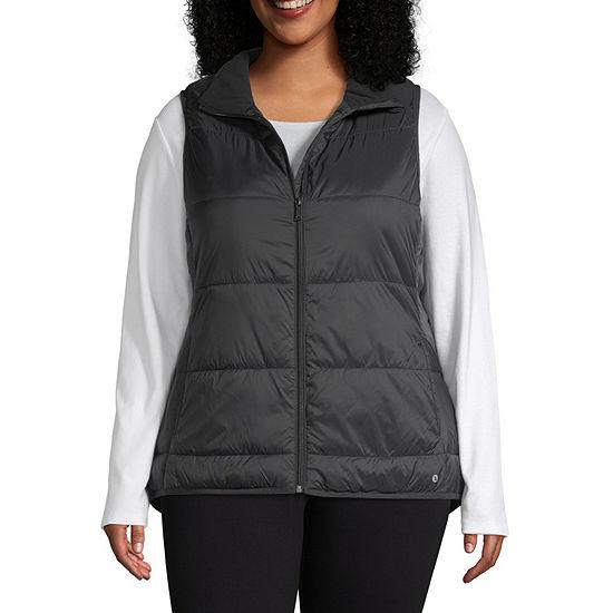 Xersion Puffer Vest-Plus