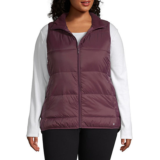 Xersion Puffer Vest-Plus