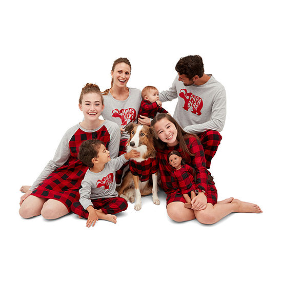 North Pole Trading Co. Buffalo Plaid Family Pajamas