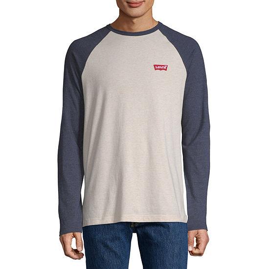 Levi's® Men's Long Sleeve Knit T-Shirt