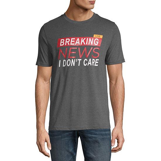 Mens Humor Graphic T-Shirt