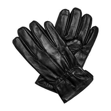 Stafford Men's 3 Dart Leather Gloves