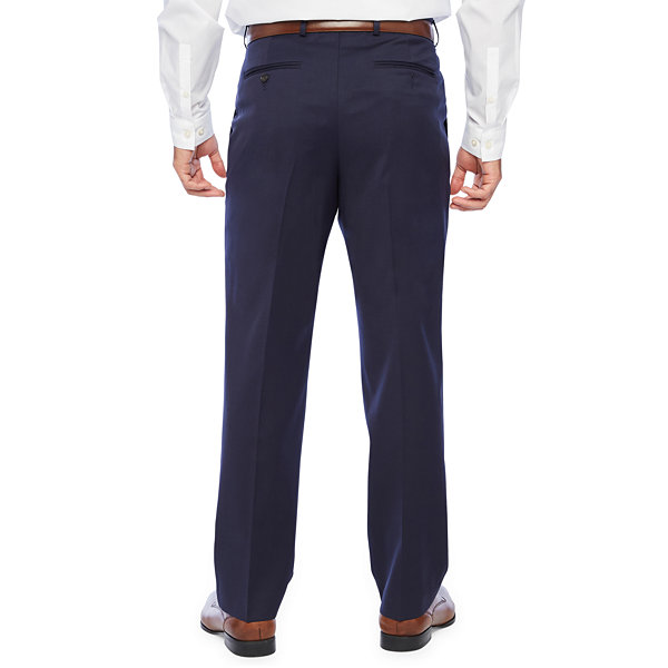 Stafford Super Suit Classic Fit Suit Pants