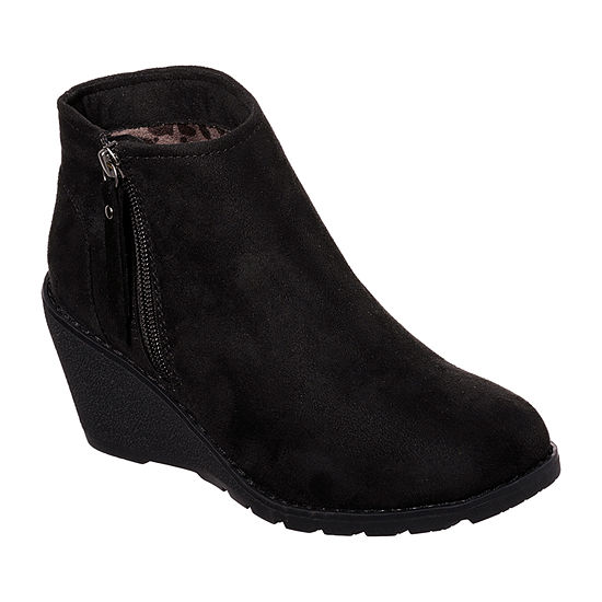 Skechers Bobs Womens Tumble Weed   Sun Chase Booties