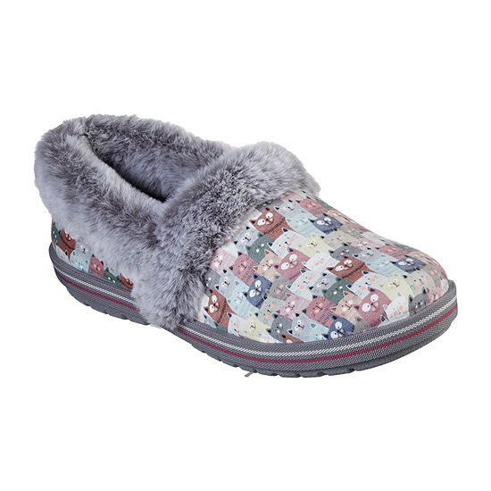 Skechers Bobs Womens Too Cozy - Cuddled Up Closed Toe Slip-On Shoe