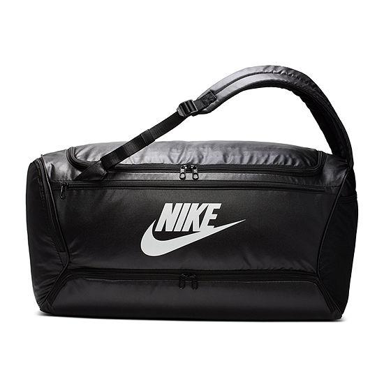 Nike Brasilia Convertible Backpack Duffel Bag