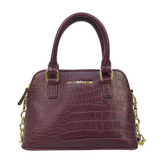 Liz Claiborne Maggie Mini Dome Satchel