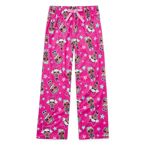 LOL Girls Microfleece Pajama Pants