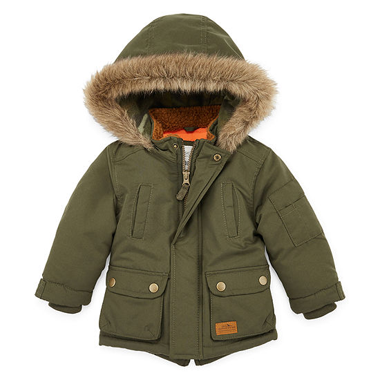Carter's Boys Heavyweight Parka-Baby