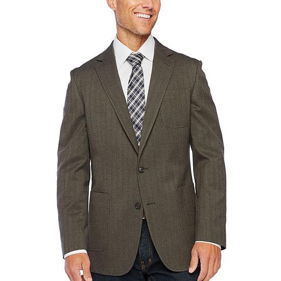 Stafford Mens Slim Fit Sport Coat