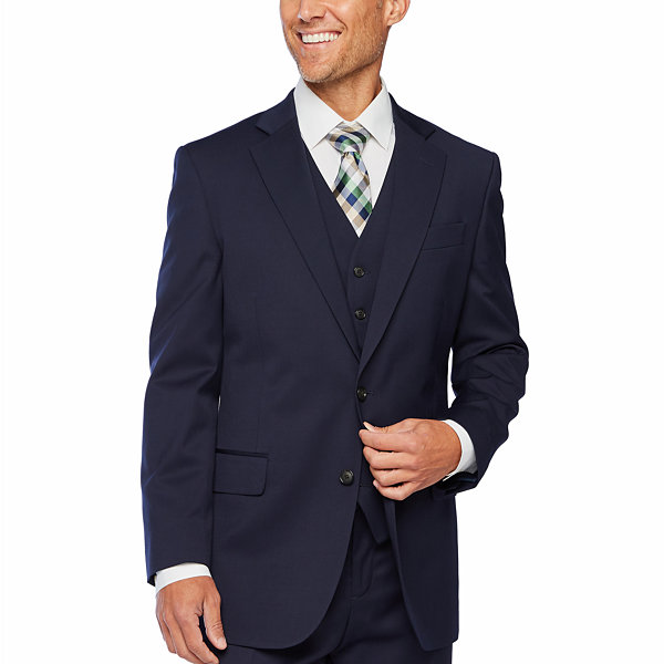Stafford Super Suit Classic Fit Suit Jacket
