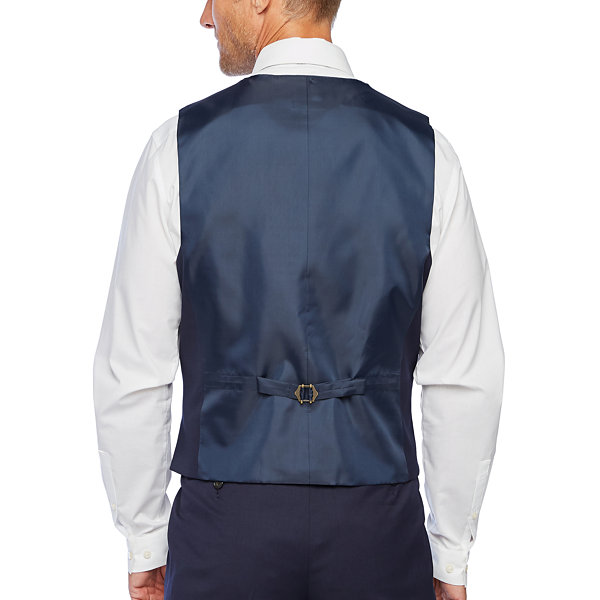 Stafford Super Suit Classic Fit Suit Vest