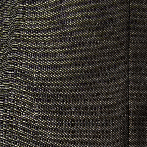 Stafford Super Windowpane Stretch Suit Jacket