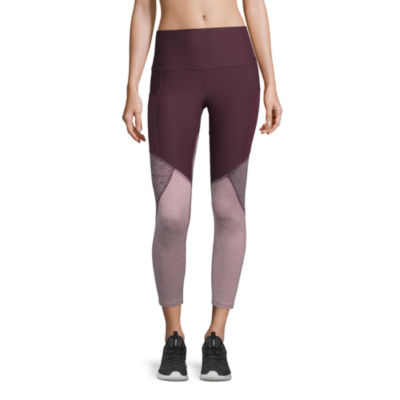 Xersion Womens High Waisted Ankle Legging