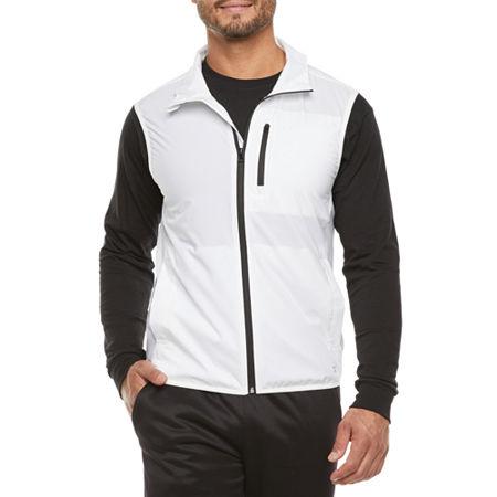 Xersion Mens Vest, Large , White